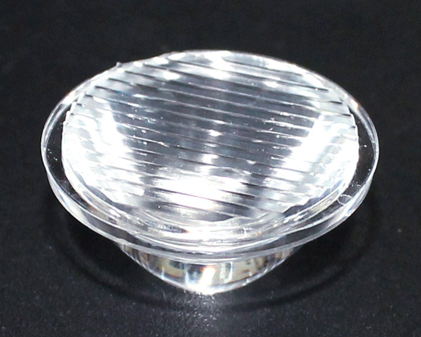 led透镜,大功率led光学透镜,透镜批发,XJ-22.5-30°沙面