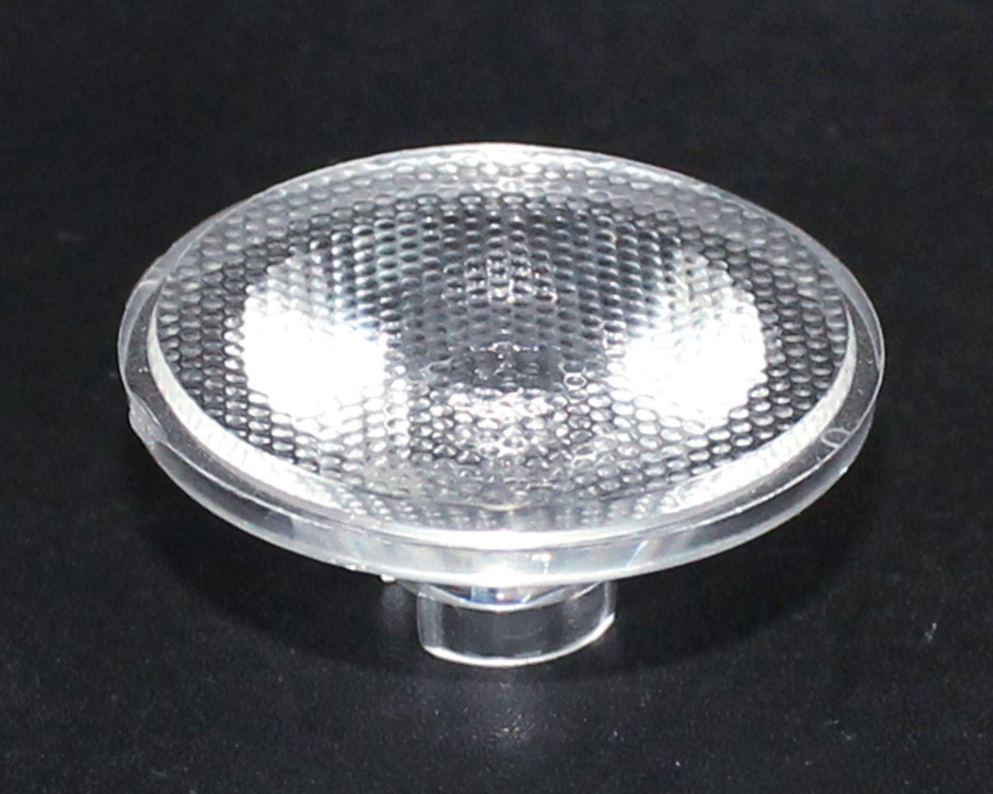 led单颗大透镜,大功率透镜.单粒透镜XJ-31光面