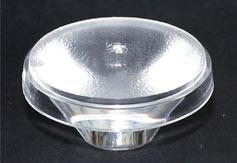 中山led透镜,XJ-35.8厚边皮纹,led隧道灯透镜