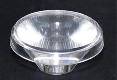 供应led透镜(XJ-35.8厚边网纹),大功率led透镜