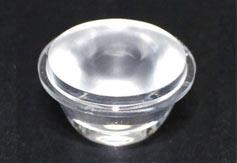 20mmled透镜,XJ-20-120°沙面透镜,led透镜