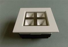 中山塑料外壳生产厂家,格栅灯塑料外壳生产,驱动器塑料外壳