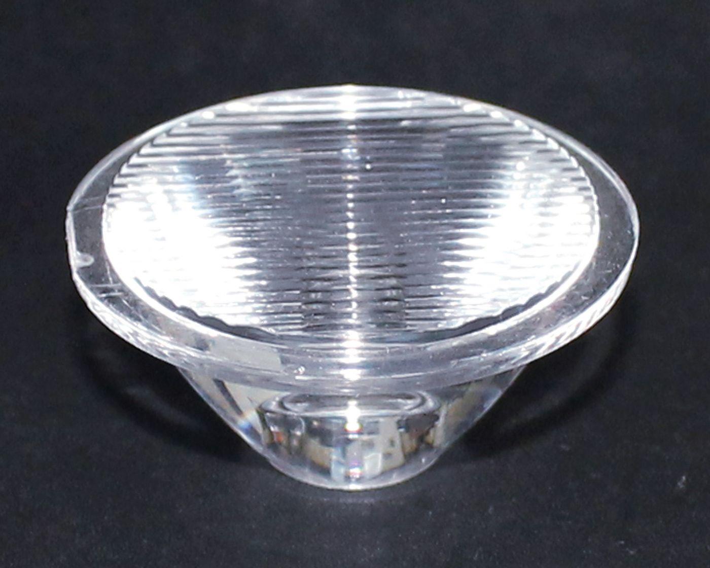 led透镜(XJ-36薄边条纹),led光学透镜,透镜led