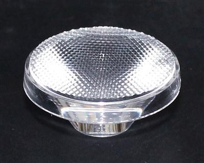 led透镜,大功率led透镜,35.8厚边珠面