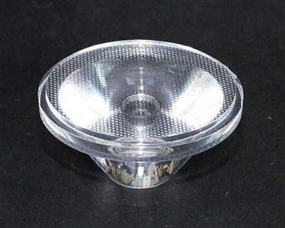 led透镜,大功率led透镜,36LED透镜.35.8-3.3厚边网纹