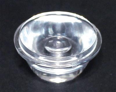 led透镜,大功率透镜,20mm单粒led透镜,XJ20-120°光面