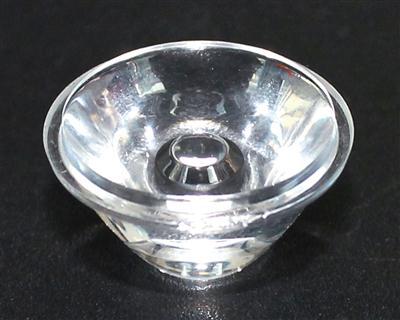 led透镜,大功率led透镜,20单粒透镜.,XJ20-20°光面