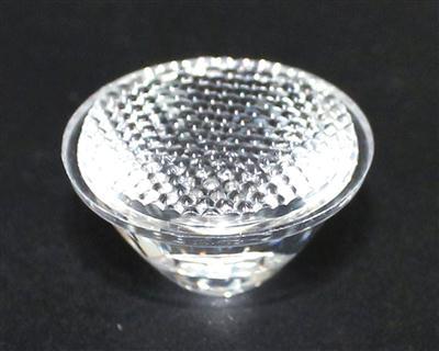 led透镜,大功率透镜,20单粒透镜led,XJ20-20°珠面