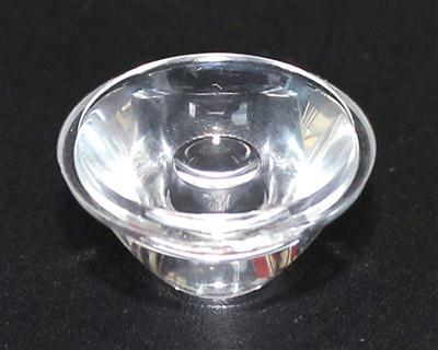 led透镜,大功率透镜,20单粒,XJ-20-25°光面