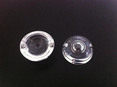 led光学透镜,XJ-25半圆带孔半圆透镜