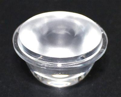 大功率led透镜,LED光学透镜.20单粒透镜XJ20-90°沙面