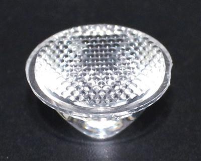 led透镜,大功率透镜,20单粒透镜,XJ20-15°珠面