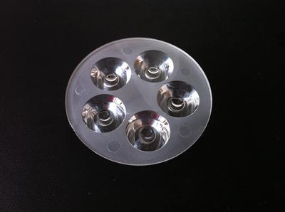 光学透镜,大功率透镜,天花灯透镜批发,XJ50-5合1光面