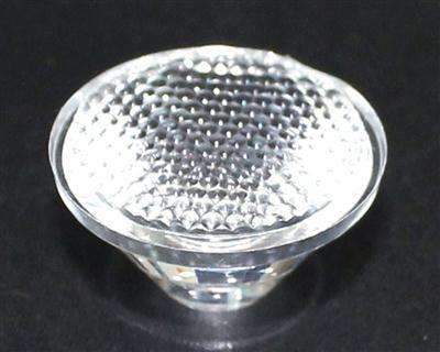 led透镜,珠面透镜,20单粒透镜,XJ20-45°珠面
