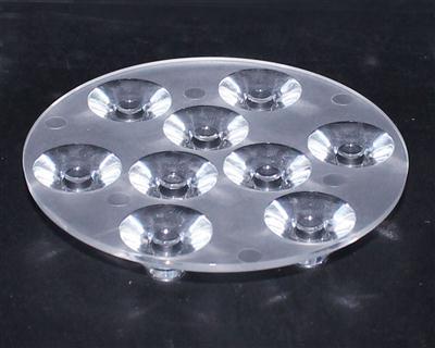 led透镜,光学透镜,LED透镜.XJ-82-9合1光面