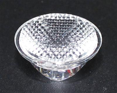 led透镜,光学透镜,20透镜.XJ-20-25°珠面