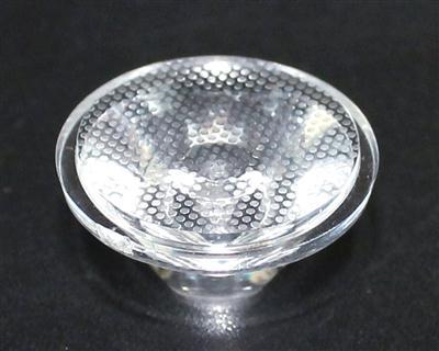 光学透镜,大功率led透镜,20透镜,XJ20-30°网纹
