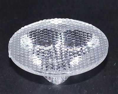 led透镜,大功率光学透镜,天花灯透镜,XJ35-3合1珠面