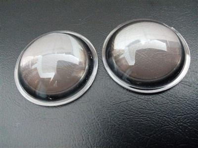 led透镜,大功率透镜,XJ-28半圆光面
