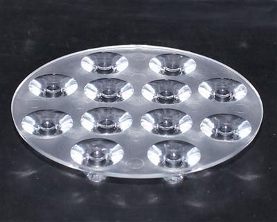 led透镜,大功率led透镜,XJ-92-12合1光面