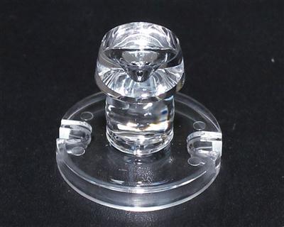 led透镜,大功率led光学透镜,XJ-26.5蜡烛灯