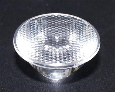 led透镜,大功率透镜,单粒透镜,XJ22.5-30°珠面