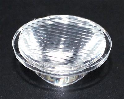 光学单颗透镜,大功率透镜,XJ22.5-30°条纹