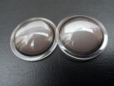 led透镜,半圆凸透镜,XJ-19.5半圆光面