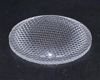 led透镜,单粒凸透镜,XJ-38半圆珠面