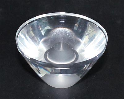 XJ-44-25°光面COB透镜