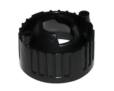 led透镜,大功率led透镜,透镜支架批发,XJ-20带脚支架黑