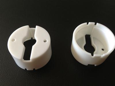 led透镜,大功率led透镜,单粒透镜支架,XJ-23-13.5半圆支架白