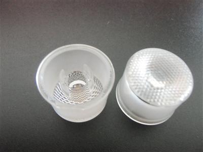 led透镜,一体防水透镜,XJ-60°带支架珠面
