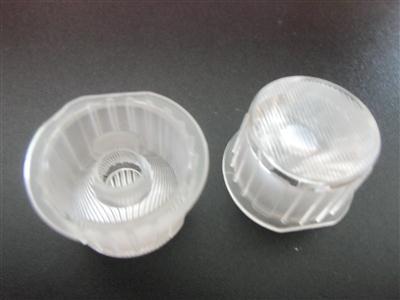led透镜,大功率led透镜,光学透镜,XJ-45°带支架有边光面