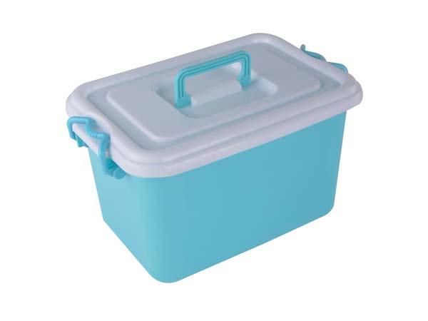 收纳箱塑胶模具
