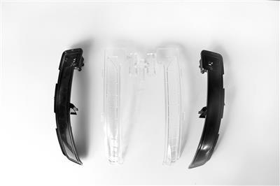 汽车灯透镜模具